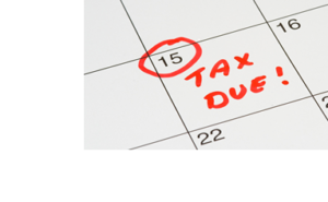 Tax Due Date